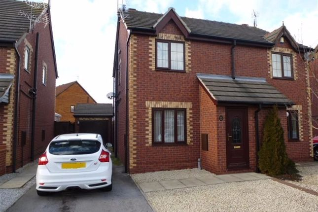 2 bed semi-detached house to rent in Sabina Court, Howdale Road, Hull HU8