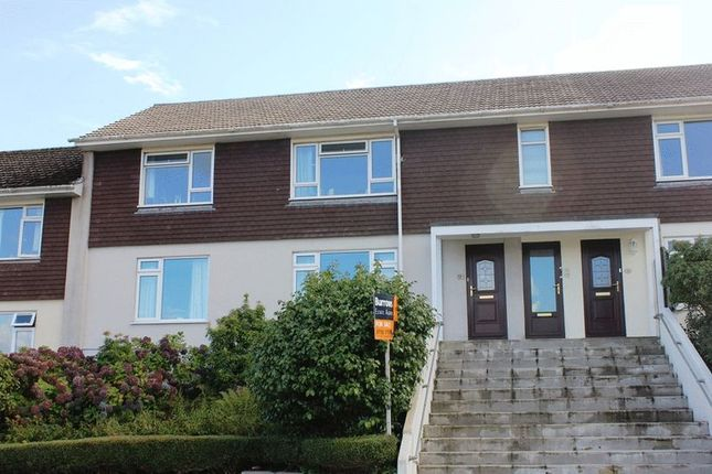 Thumbnail Flat for sale in Beach Road, Carlyon Bay, St Austell