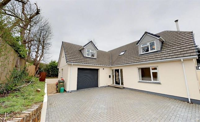 Thumbnail Detached house for sale in Connor Downs, Hayle, Cornwall.