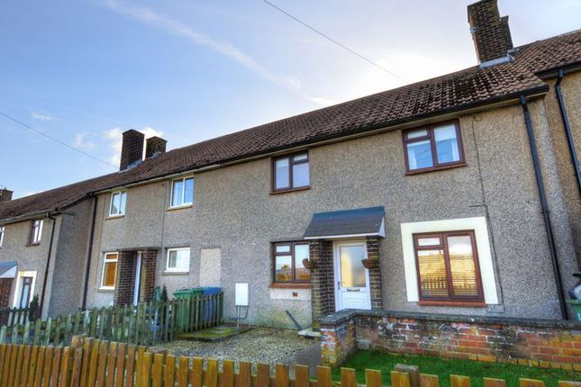 Thumbnail Terraced house to rent in Farne Road, Shilbottle, Alnwick