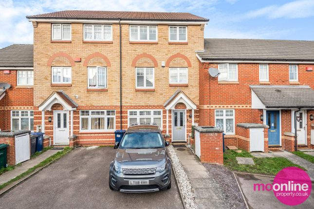 4 bed terraced house for sale in Magnolia Gardens, Edgware HA8