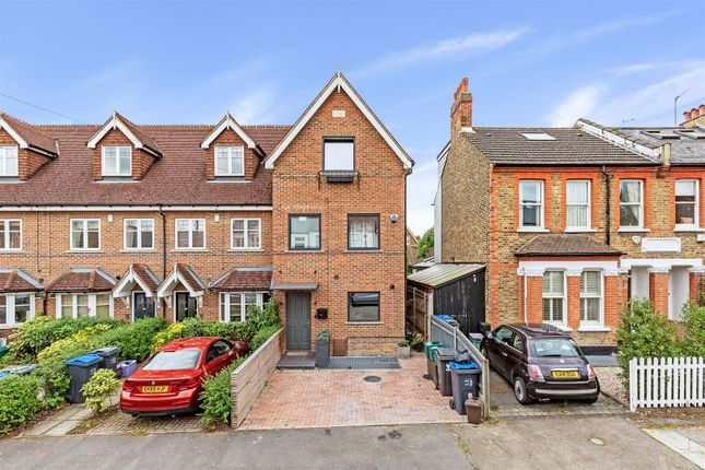 Thumbnail Property to rent in Spencer Hill Road, London