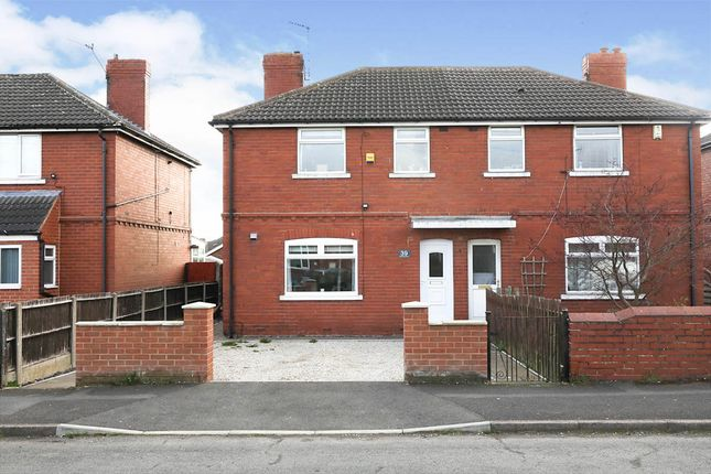 3 bed semi-detached house for sale in Sawn Moor Avenue, Thurcroft, Rotherham, South Yorkshire S66