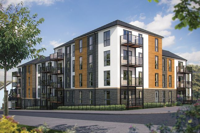 "2 bedroom flat for sale in ""The Avon"" at Oak Leaze, Patchway, Bristol"