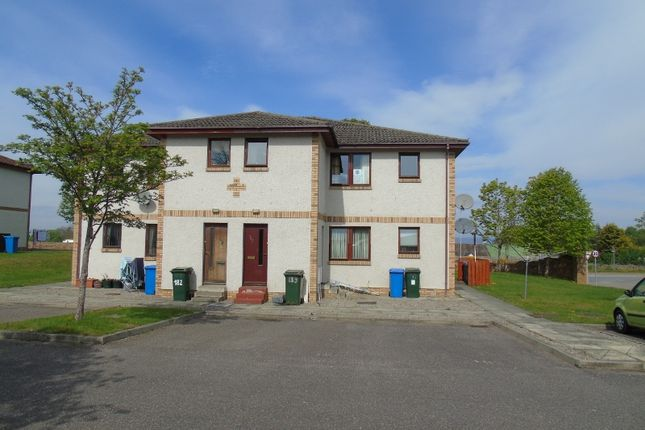 Thumbnail Flat for sale in Murray Terrace, Smithton, Inverness