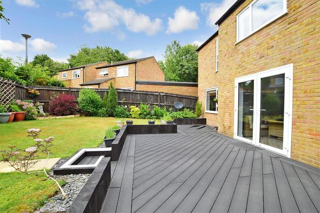 Patio / Decking of Bowes Wood, New Ash Green, Longfield, Kent DA3