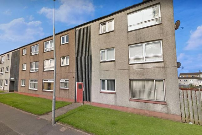Thumbnail Flat for sale in Caledonia Court, Stranraer