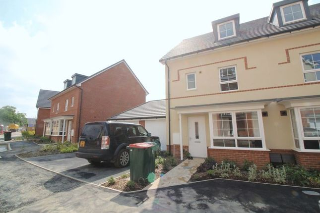Thumbnail Property to rent in Percivale Close, Crawley