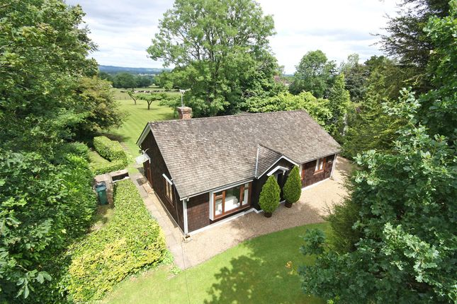 Thumbnail Detached bungalow for sale in Norwood Hill, Horley, Surrey