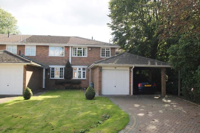 Thumbnail End terrace house for sale in Bawtree Close, Sutton, Surrey, Greater London