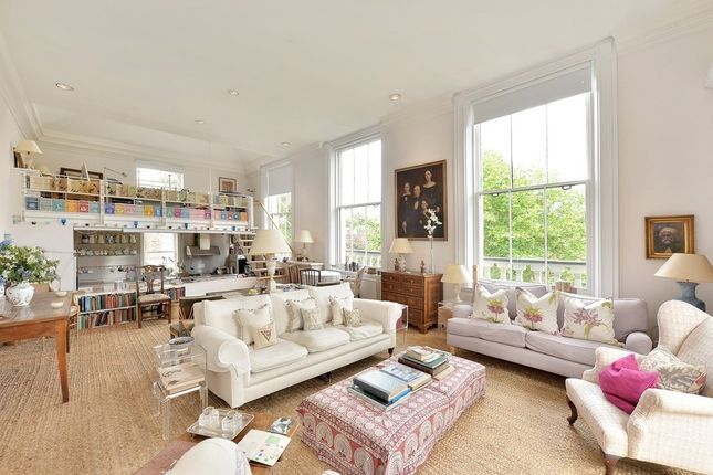 Thumbnail Flat to rent in Addison Road, Holland Park