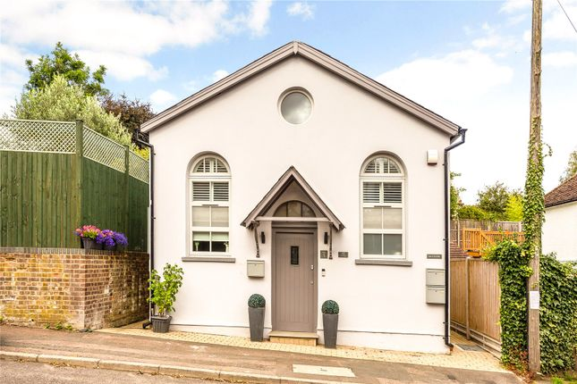Thumbnail Flat for sale in The Hill, Wheathampstead, St. Albans, Hertfordshire
