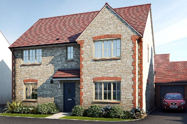 "4 bedroom property for sale in ""Caldwick"" at Pudding Pie Lane, Langford, Bristol"