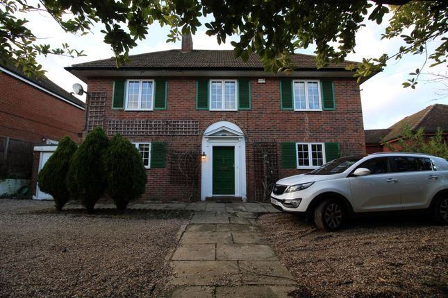 Thumbnail Detached house to rent in Epsom Lane South, Tadworth