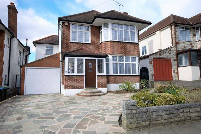 Thumbnail Detached house for sale in Woodcock Hill, Kenton, Harrow, Middlesex.