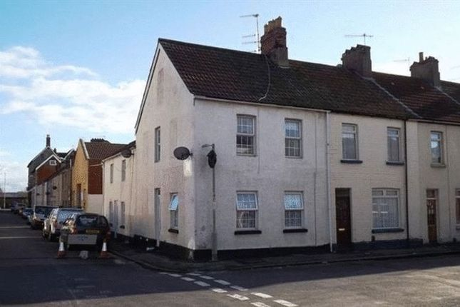 Thumbnail Terraced house for sale in Meadow Street, Avonmouth, Bristol