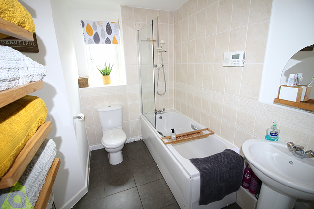 Family Bathroom of Church Street, Westhoughton, Bolton BL5