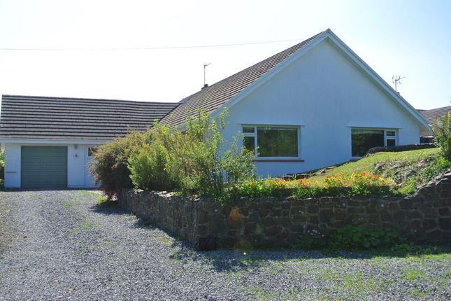 Thumbnail Detached bungalow for sale in West Lane, Templeton, Pembrokeshire