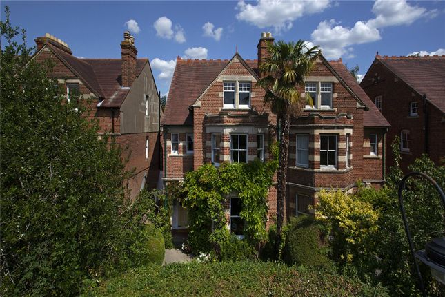Thumbnail Semi-detached house for sale in Chalfont Road, Oxford
