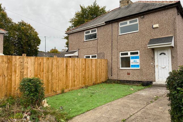 2 bed semi-detached house to rent in Tower Gardens, Ryton NE40
