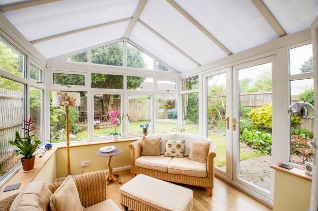 Thumbnail Link-detached house for sale in Riverside Close, Bridge, Canterbury