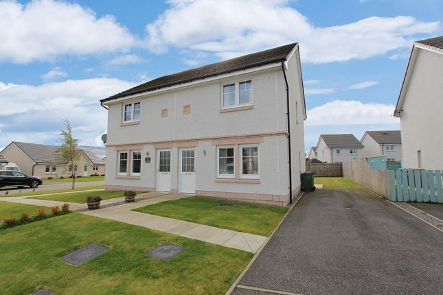 Thumbnail Semi-detached house for sale in 3 Cornwell Crescent, Fortrose