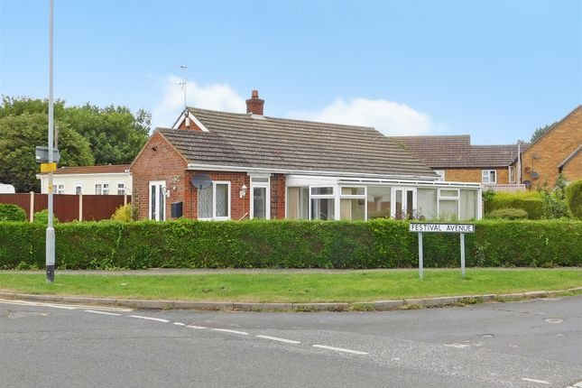 Detached bungalow for sale in High Street, Ingoldmells, Skegness