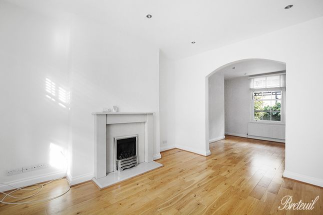 Thumbnail Terraced house to rent in Hasker Street, London