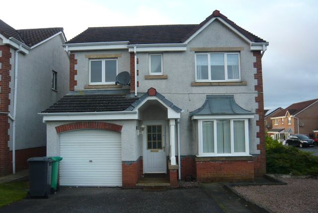 Thumbnail Detached house to rent in Priorwood Drive, Dunfermline