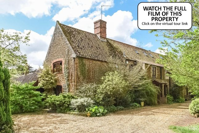 Thumbnail Detached house for sale in Norton Hill, Snettisham, King's Lynn
