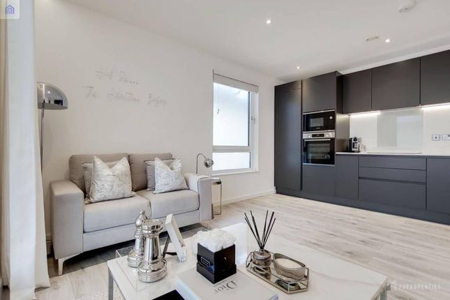 Thumbnail 2 bed flat for sale in High Street, Central Purley, Purley