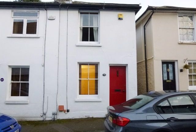 Thumbnail Terraced house to rent in Tanners Street, Faversham, Kent