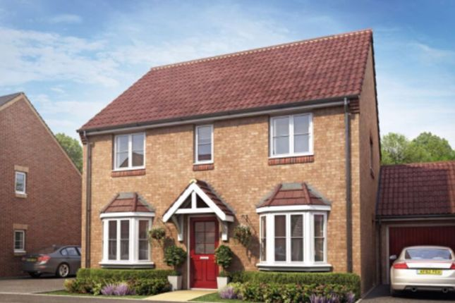 Thumbnail Detached house for sale in The Redcar @ Whittlesey Green, Whittlesey, Peterborough