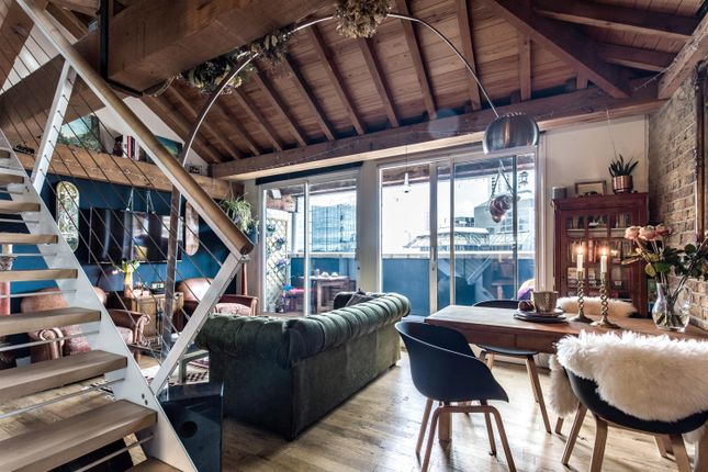 Thumbnail Flat to rent in Tabernacle Street, Shoreditch
