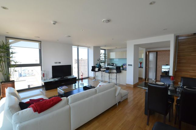 Thumbnail Flat for sale in Rumford Place, Liverpool, Merseyside