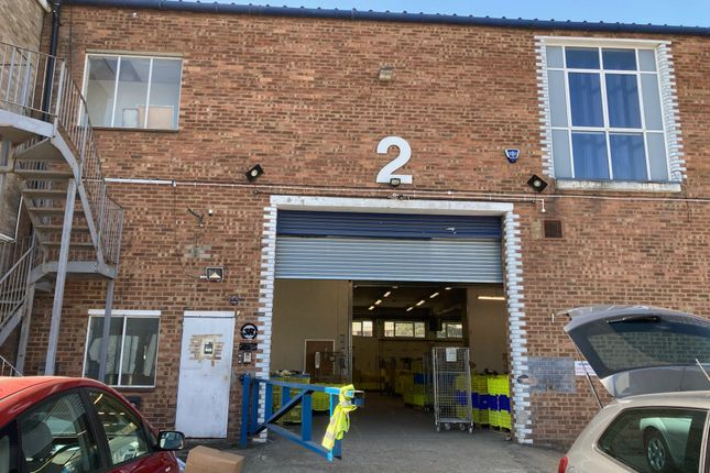 Industrial to let in Long Drive, Greenford