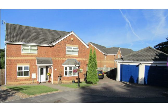 Thumbnail Detached house for sale in Highfield Close, Cwmbran