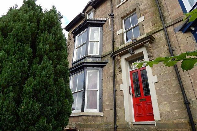 Thumbnail Flat for sale in Hartington Terrace, Buxton, Derbyshire
