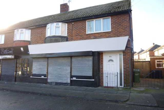 Commercial property to let in Dovedale Road, Fulwell, Sunderland