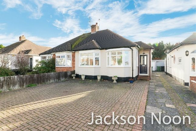 2 bed semi-detached bungalow for sale in Oakland Way, Ewell, Epsom KT19
