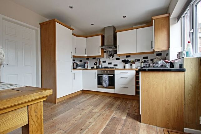 Thumbnail Terraced house to rent in High Street, Stoke-On-Trent