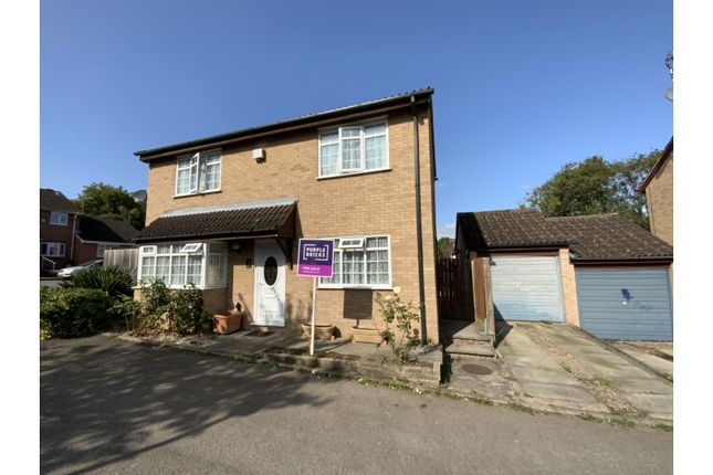 3 bed detached house for sale in Blackthorn Drive, Leicester LE4