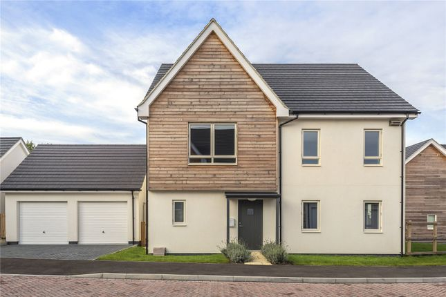 Thumbnail Detached house for sale in Longcot, Faringdon