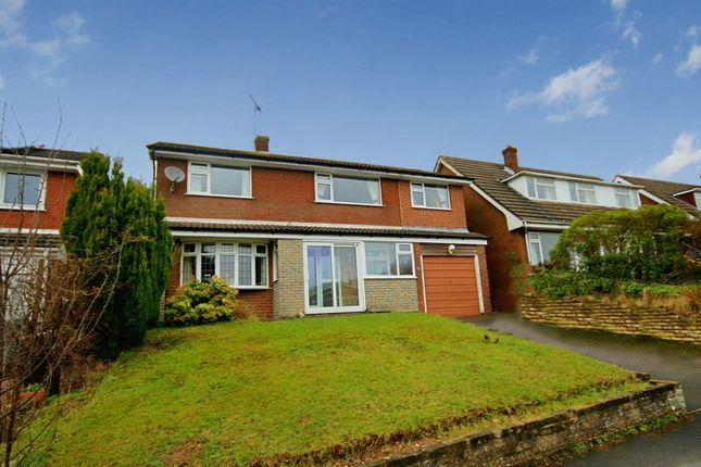Thumbnail Detached house for sale in Martin Dale, Loggerheads, Market Drayton