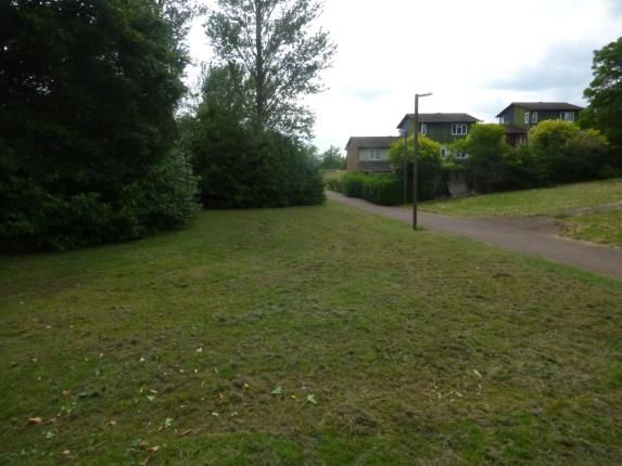 Rear View of Mitcham Place, Bradwell Common, Milton Keynes, Bucks MK13