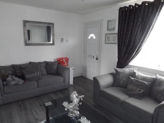 Lounge of Britannia Road, Rowley Regis, Sandwell, West Midlands B65