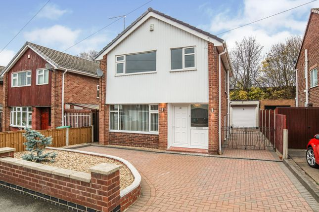 Thumbnail Detached house for sale in The Downs, Silverdale