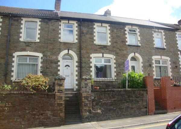 Thumbnail Terraced house to rent in Princess Street, Abertillery
