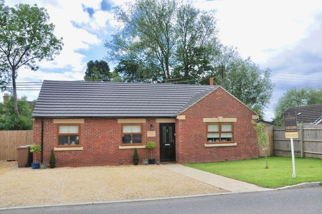 Detached bungalow for sale in Stratford Road, Honeybourne, Evesham