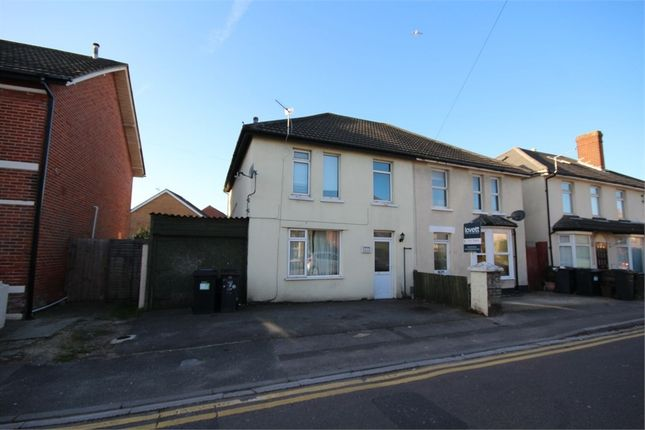 Thumbnail Semi-detached house for sale in Portman Road, Bournemouth, Dorset